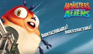 Insectosauras - Monsters Vs Aliens